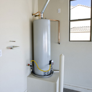 Water Heater Installation, Maintenance & Repair